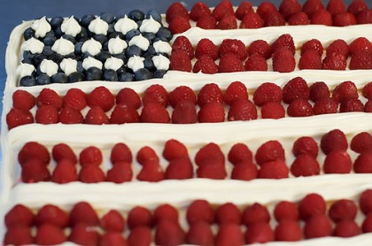 Fourth Of July Cake The Pioneer Woman