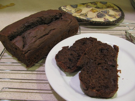 Triple Chocolate Banana Bread | Tasty Kitchen: A Happy Recipe ...