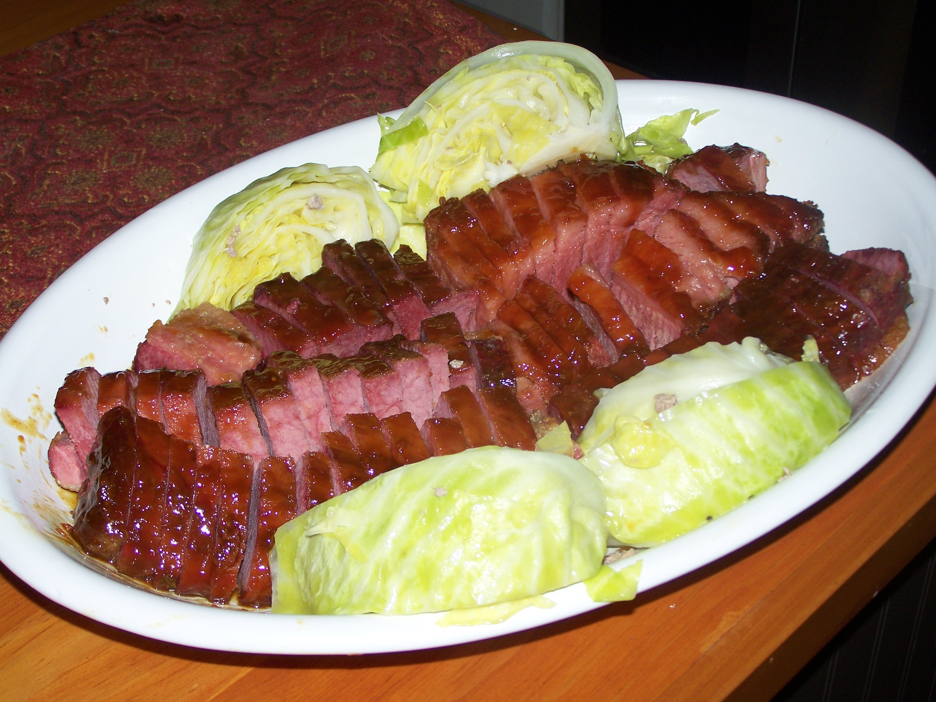 Easy Corned Beef And Cabbage Recipe