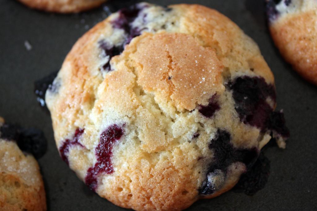 White Chocolate Cranberry Muffins Buttermilk