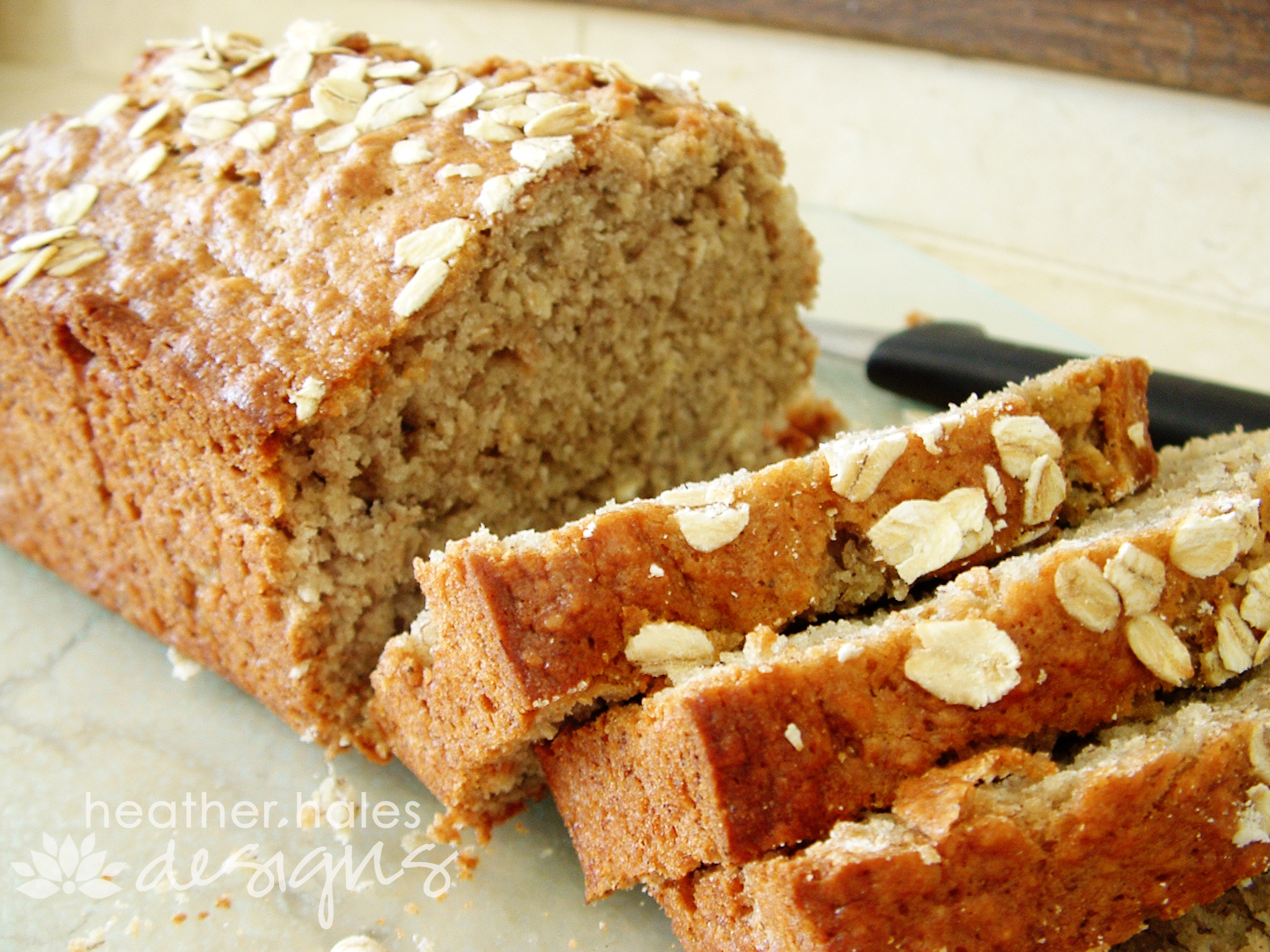 Banana Oatmeal Bread Recipes — Dishmaps