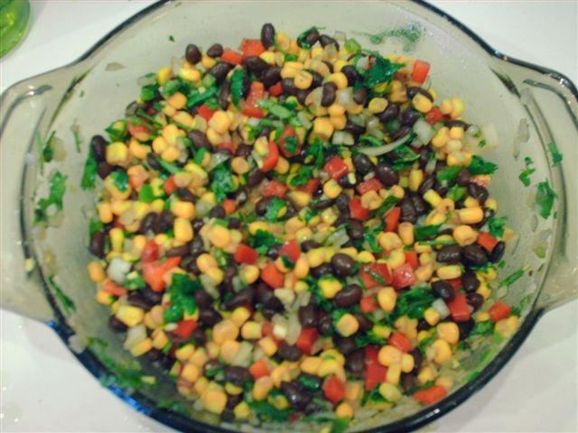 Black Bean and Corn Salsa | Tasty Kitchen: A Happy Recipe Community!