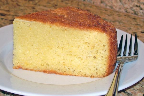 Greek orange syrup cake recipe