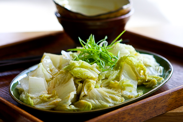 Stir Fried Chinese Napa Cabbage Tasty Kitchen A Happy Recipe Community