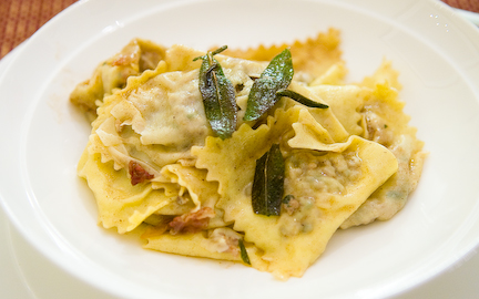 butter ravioli with sage brown ravioli with sage brown butter chestnut ...