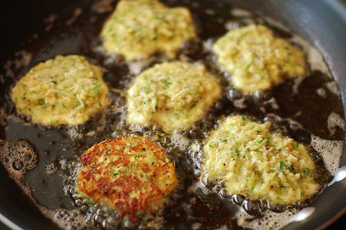 Zucchini Cakes | Tasty Kitchen: A Happy Recipe Community!
