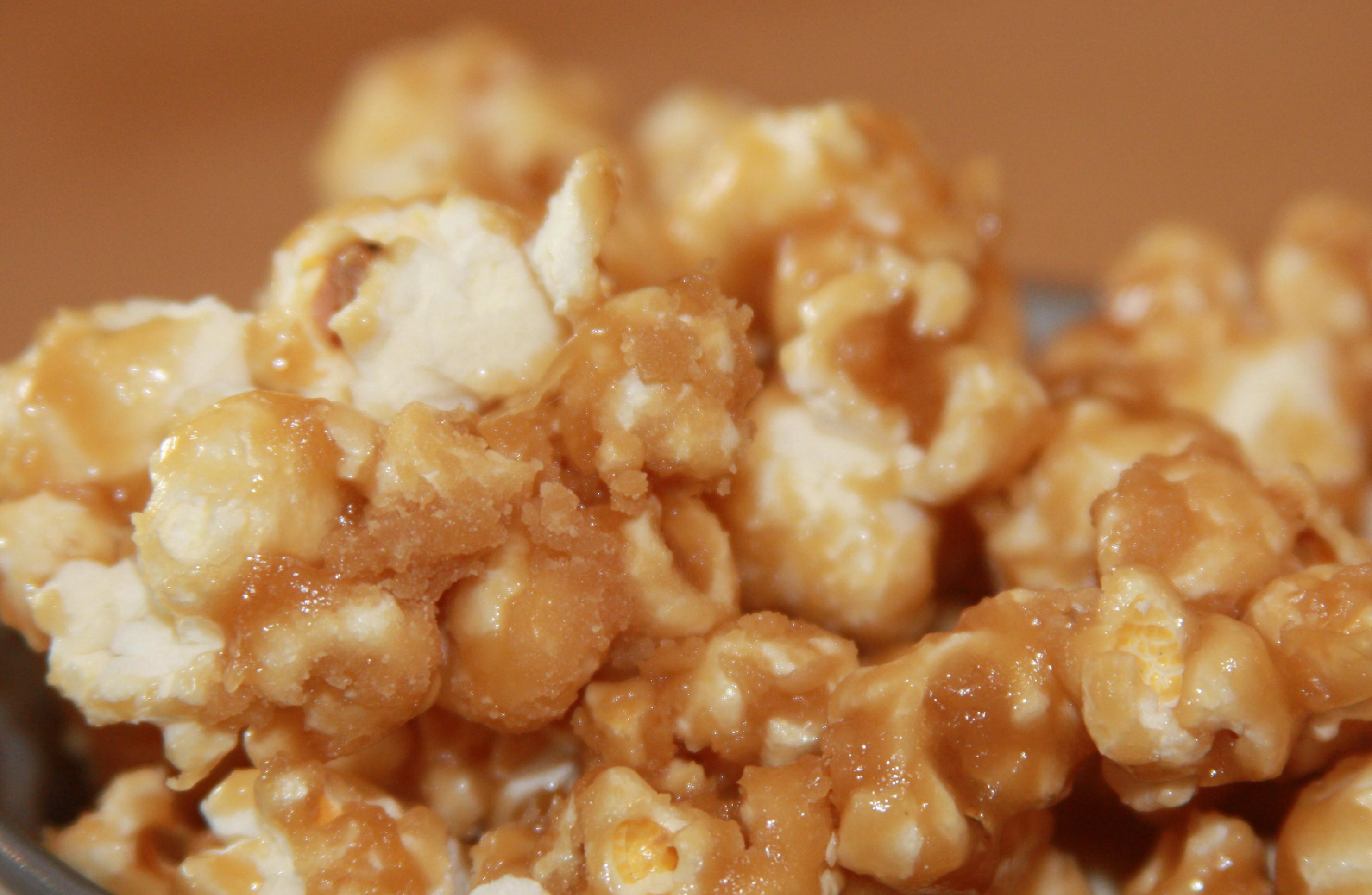 Попкорн в карамели рецепт с фото пошаговый Едим Дома 96