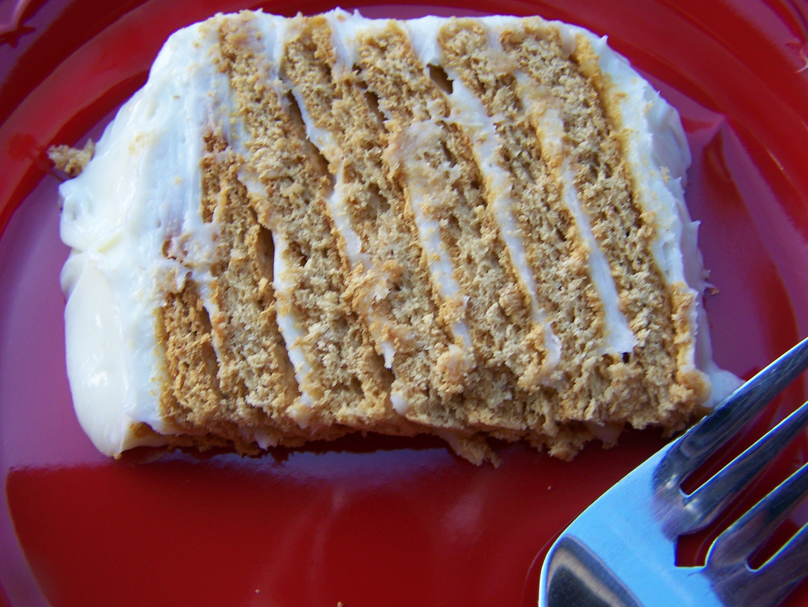 No Bake Fruit Cake With Graham Crackers
