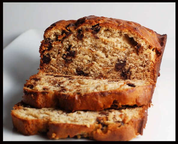 The Best Banana Bread: Chocolate Chip Banana Bread | Tasty Kitchen: A ...