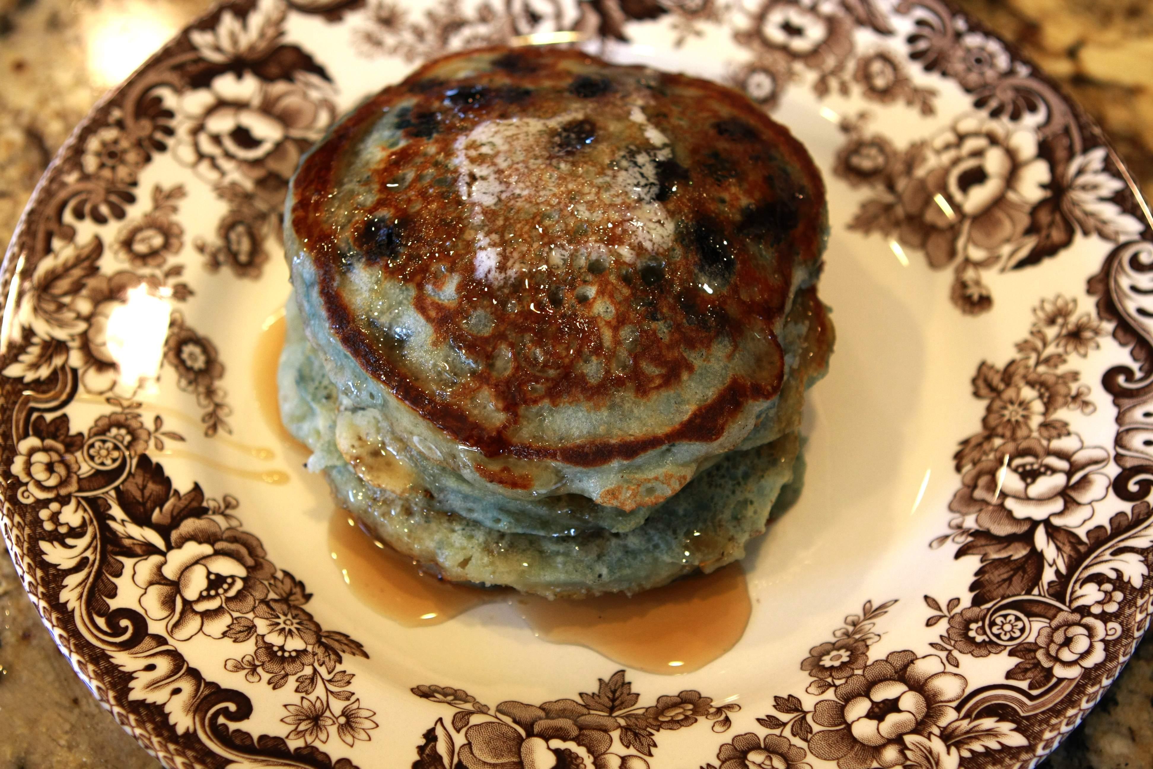Blueberry Buttermilk Pancakes | Tasty Kitchen: A Happy Recipe ...