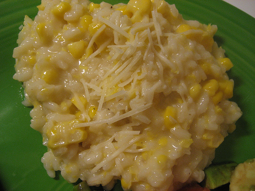 Sweet Corn Risotto | Tasty Kitchen: A Happy Recipe Community!
