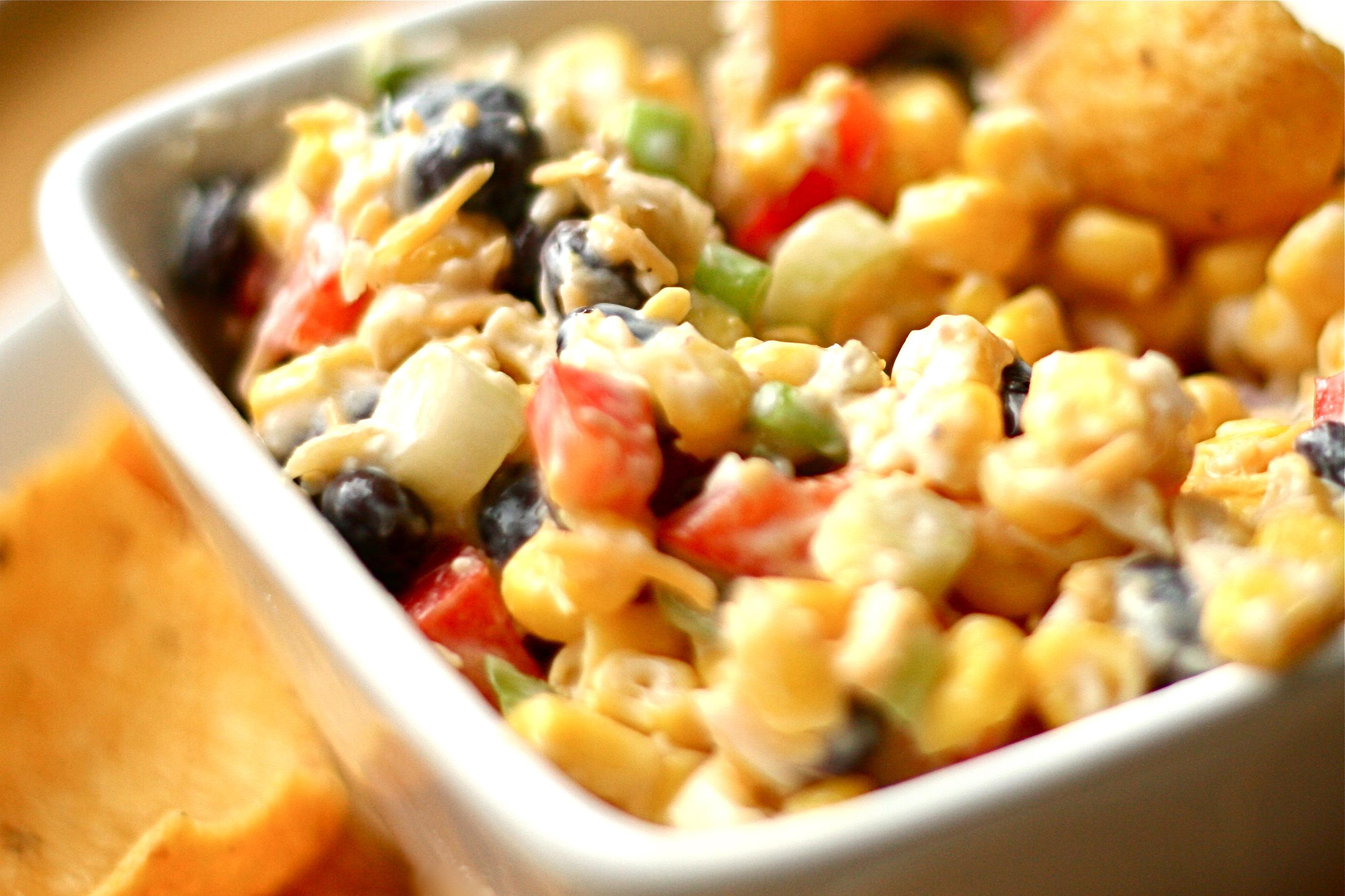 Fritos Corn Dip Southwest Corn Dip | Tasty