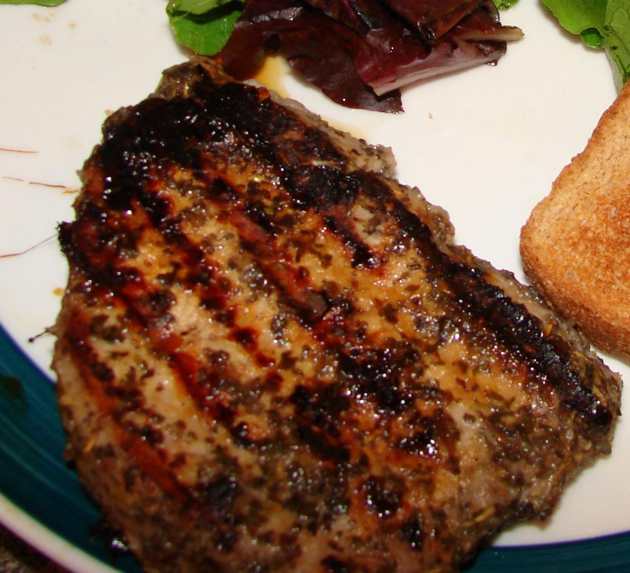 how to prepare pork loin chops