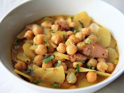 recipe: cuban soup recipes with garbanzo beans [36]