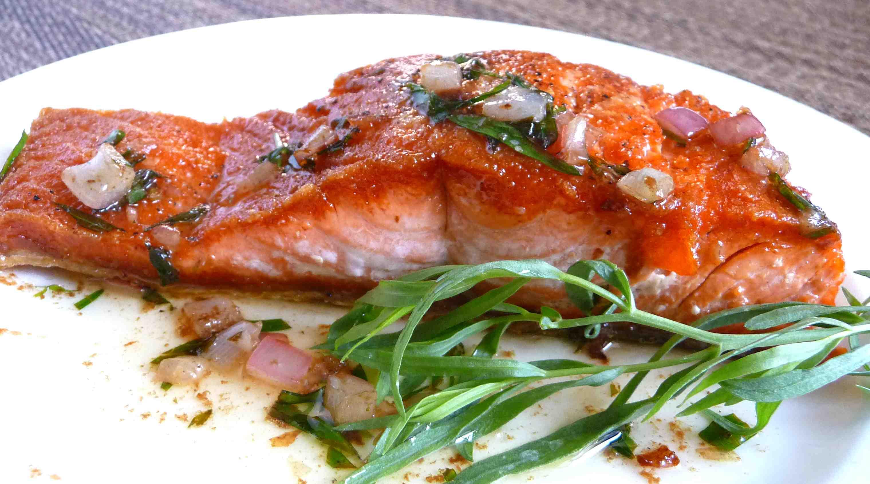 how to cook tasty atlantic salmon