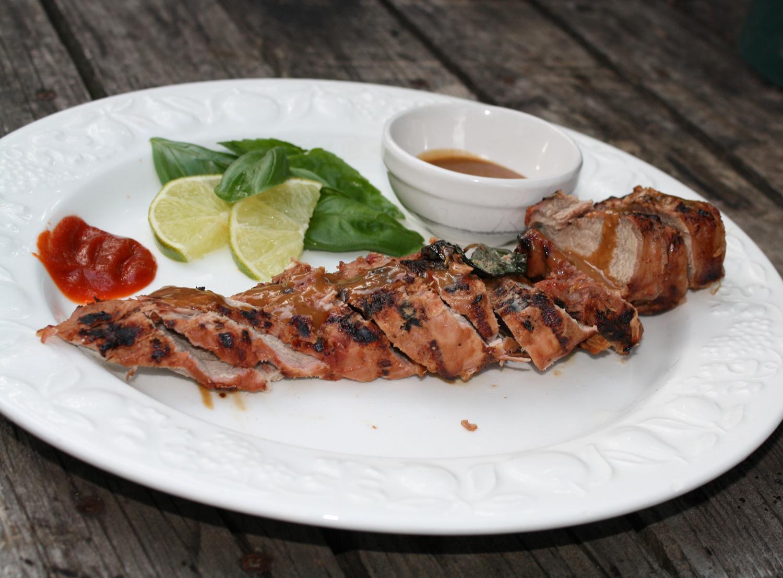 Thai Grilled Pork Tenderloin | Tasty Kitchen: A Happy Recipe Community ...