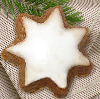 Cinnamon Stars German Zimtsterne