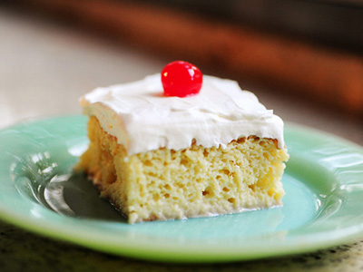 Tres Leches Cake The Pioneer Woman