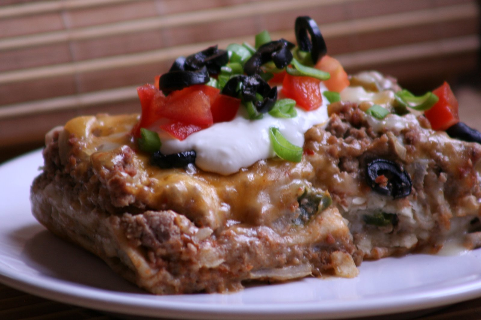 Tex Mex Lasagna | Tasty Kitchen: A Happy Recipe Community!