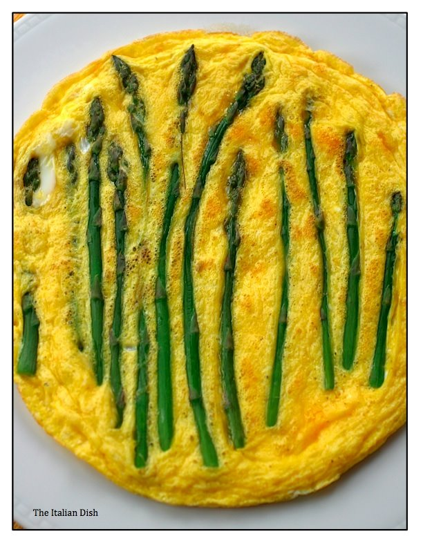 Asparagus Frittata | Tasty Kitchen: A Happy Recipe Community!