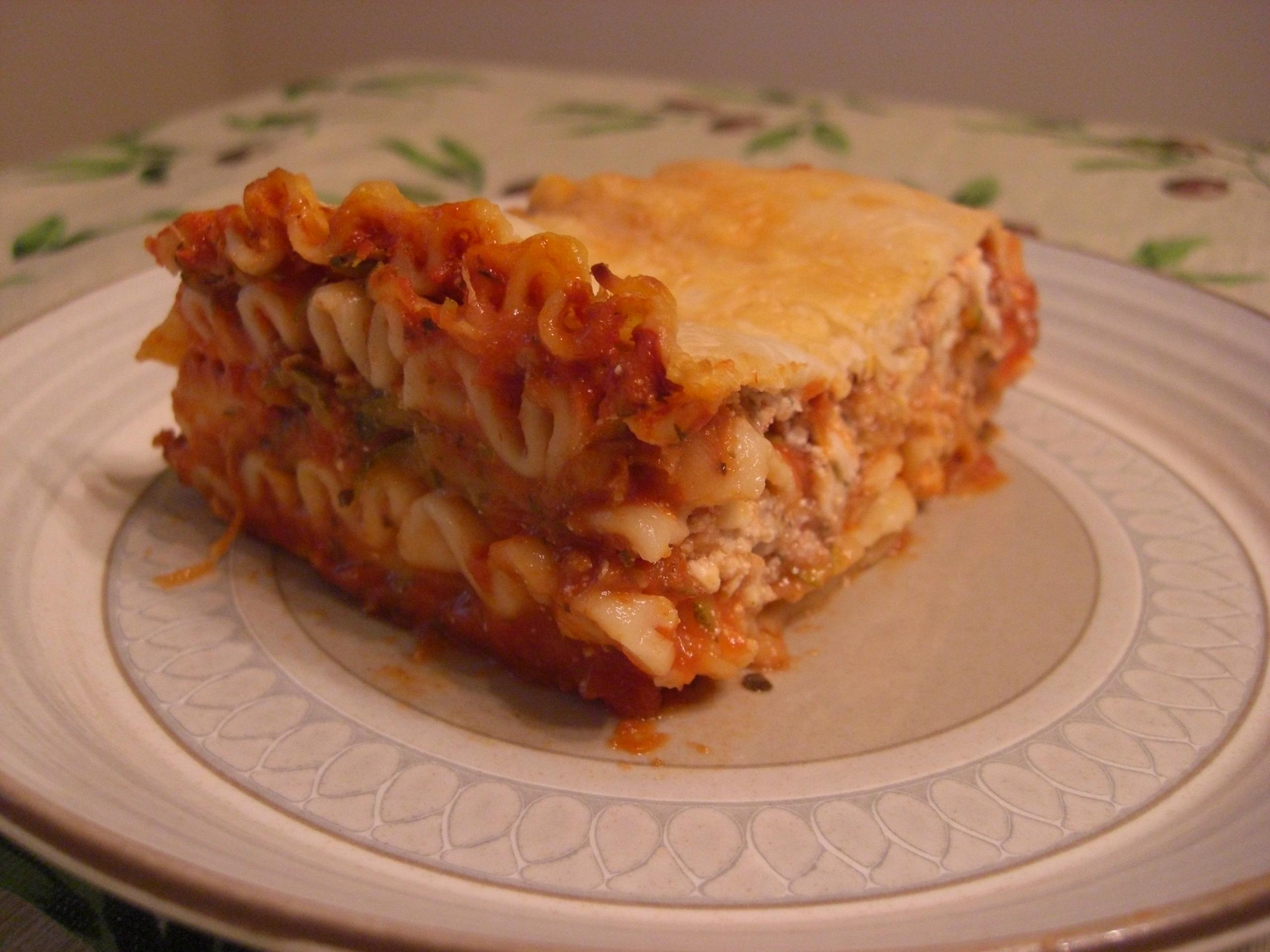 Zucchini Lasagna | Tasty Kitchen: A Happy Recipe Community!