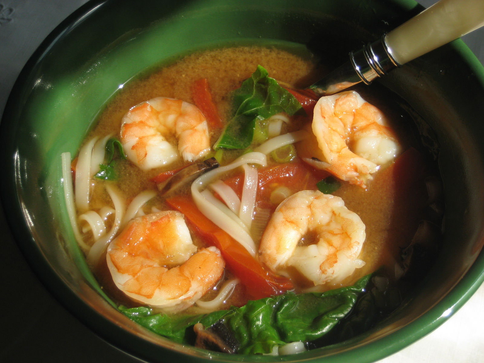 Because shrimp is highly perishable, it is often sold frozen in large bags. Shrimp defrosts quickly during the cooking process and retains its flavor.
