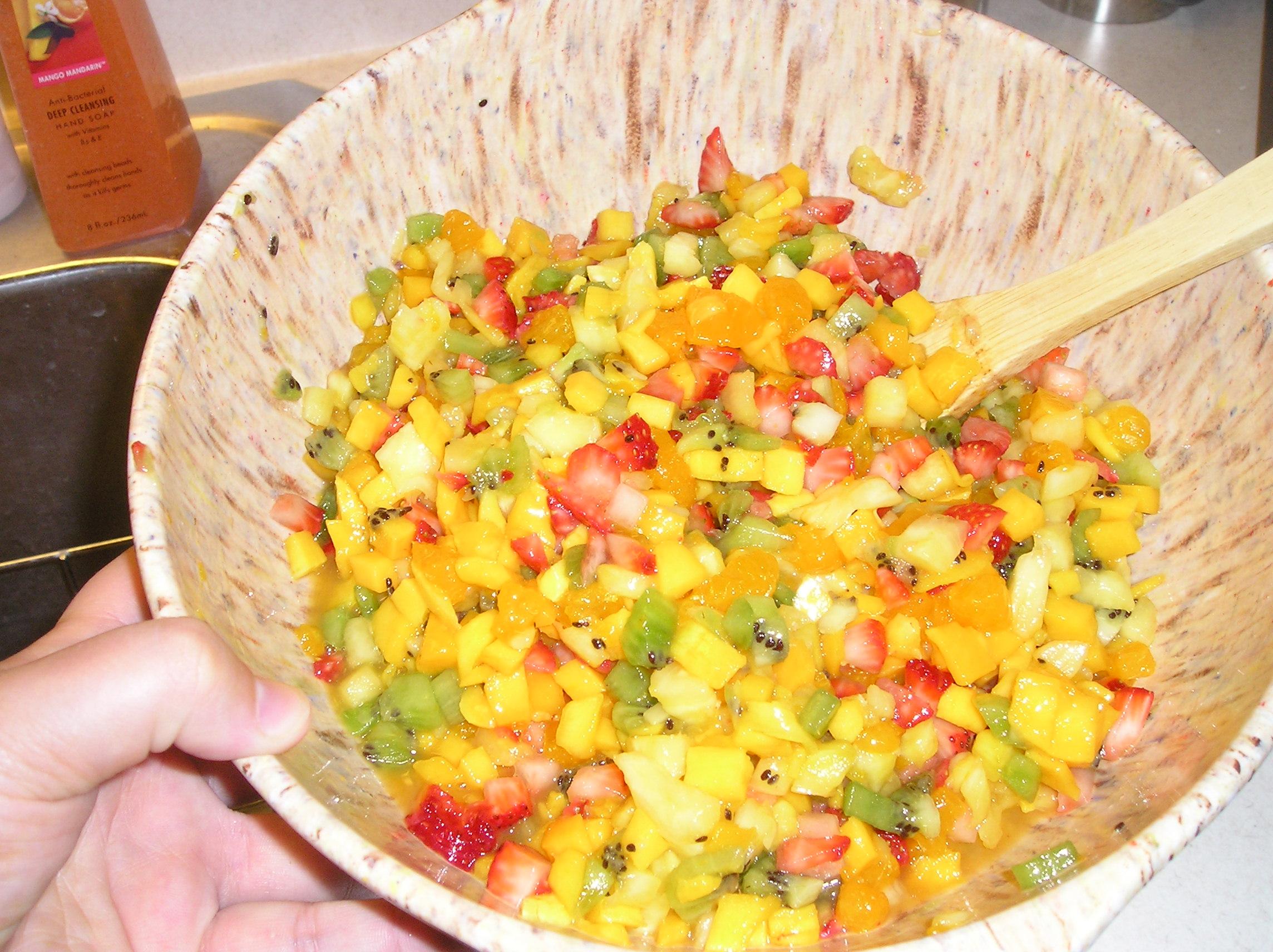 Fruit Salsa | Tasty Kitchen: A Happy Recipe Community!