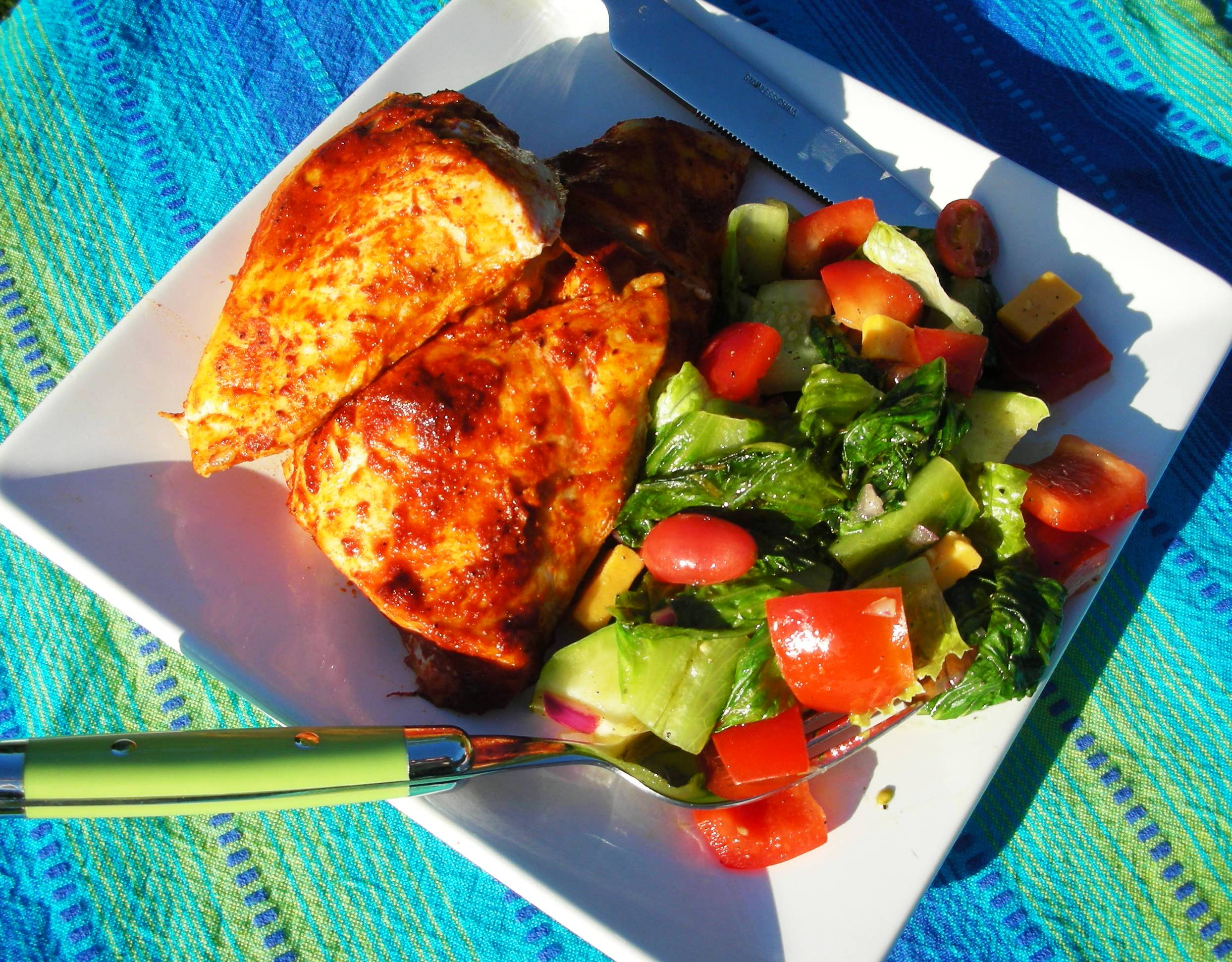 Smoked Paprika Roasted Chicken Breasts | Tasty Kitchen: A Happy Recipe ...