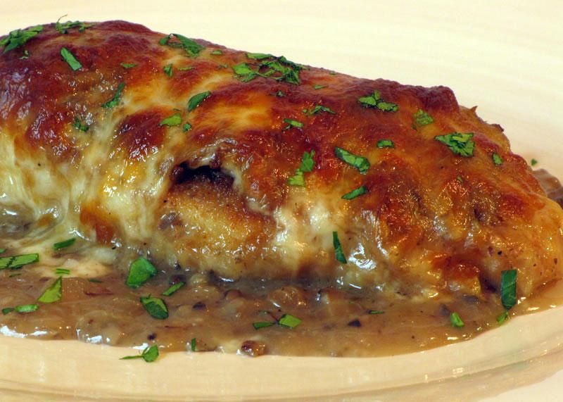Breaded Chicken Breasts With Mushroom Gravy Tasty Kitchen A Happy Recipe Community