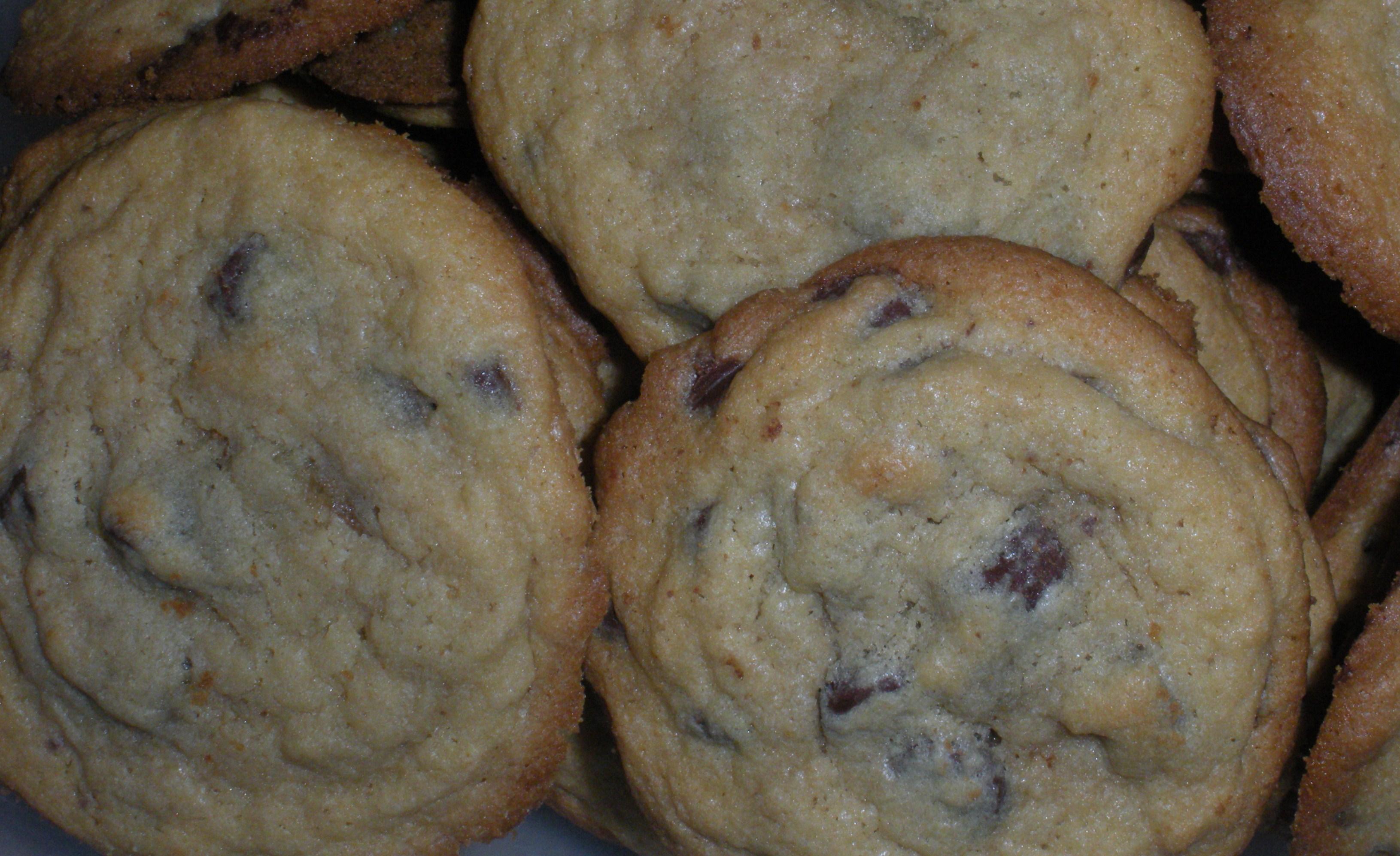 Печенье своими руками легкое
