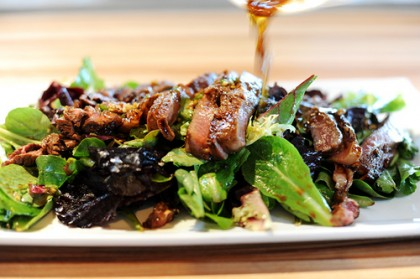 vegetables steak salad chipotle steak salad hanger steak salad steak ...