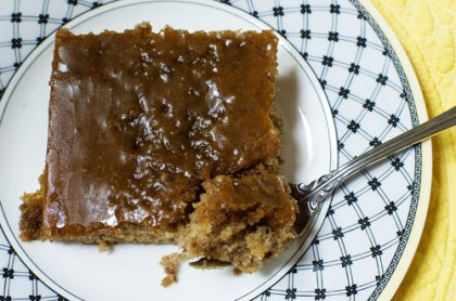 Grandma Iny S Prune Cake