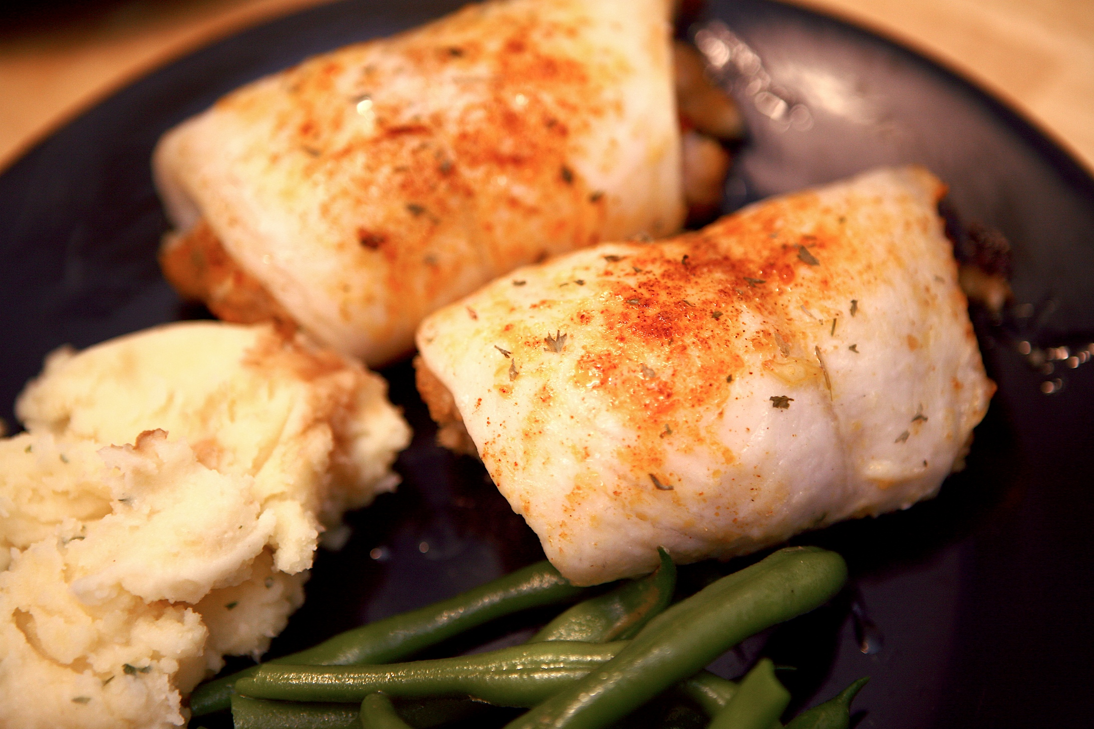 Crab stuffed fish tasty kitchen a happy recipe community for Stuffed fish with crab meat