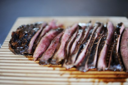 Marinated Flank Steak Part One The Pioneer Woman