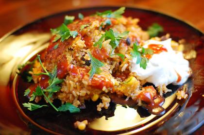 Pastor Ryan's Mexican Lasagna