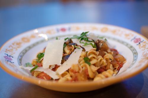 Pasta with Eggplant | Tasty Kitchen: A Happy Recipe Community!