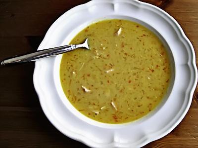 Easy Greek Lemon Chicken Soup | Tasty Kitchen: A Happy Recipe ...