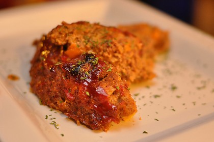 Bacon with Oats Filipino Style Easy: Cajun Meatloaf Recipe Meatloaf ...