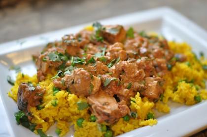 Chicken tikka masala by pastor ryan the pioneer woman recipe forumfinder Images