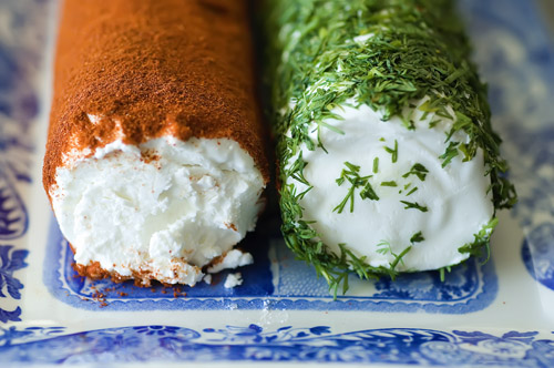 Goat Cheese with Fresh Dill and Paprika | Tasty Kitchen: A Happy ...