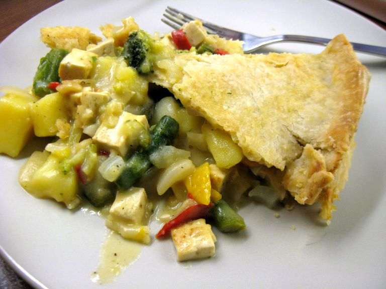 Vegetarian Pot Pie | Tasty Kitchen: A Happy Recipe Community!
