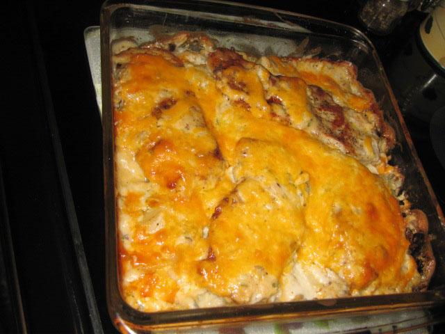 Cheesy Pork Chop And Potato Casserole Tasty Kitchen A Happy Recipe Community