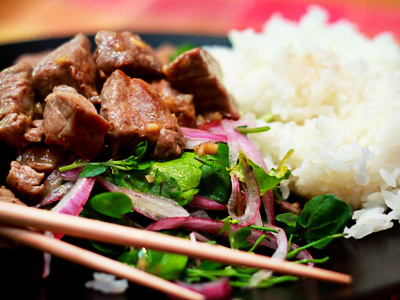Vietnamese Shaken Beef Bò Lúc Lắc Tasty Kitchen A Happy Recipe Community