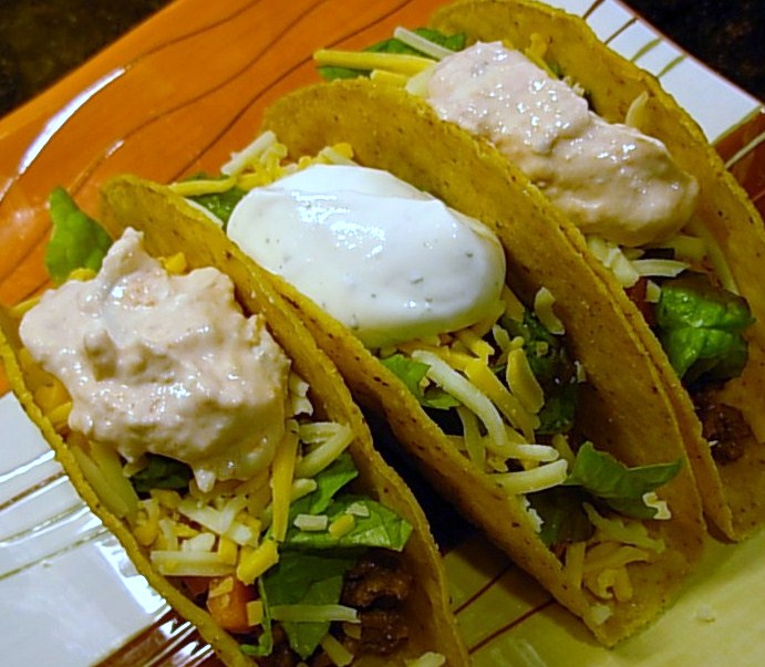 Chicken and Sirloin Tacos | Tasty Kitchen: A Happy Recipe Community!