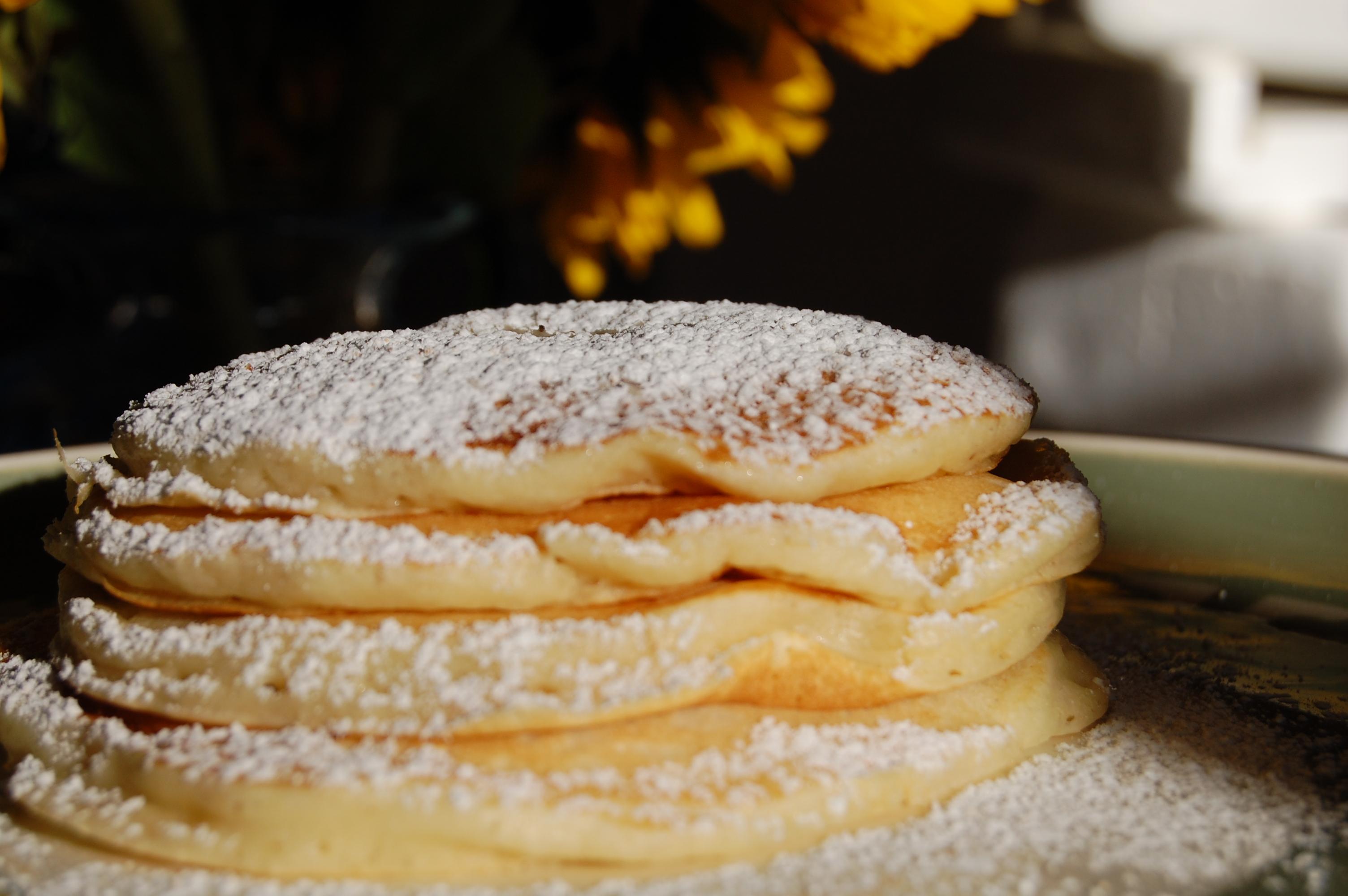 Eggnog Pancakes | Tasty Kitchen: A Happy Recipe Community!