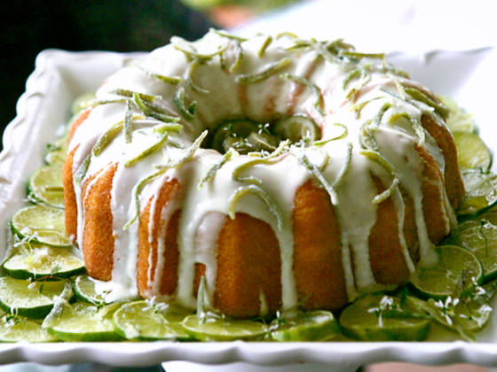 Lime cake recipe easy