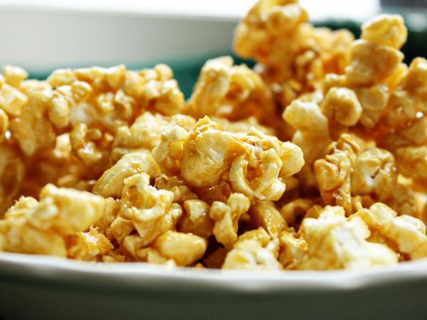 Microwave Popcorn Caramel Corn Tasty