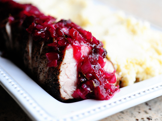 Old Fashioned Homemade Cranberry Sauce