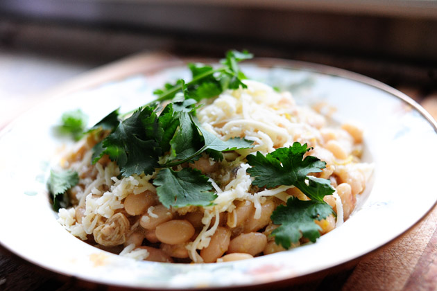 Simple, Hearty White Chili | Tasty Kitchen: A Happy Recipe Community!