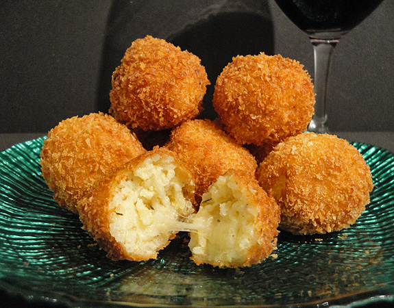 Arincini di Riso Ushering in the New Year | Tasty Kitchen: A Happy ...